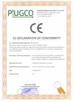 PlugCo CE Deklerasyonu