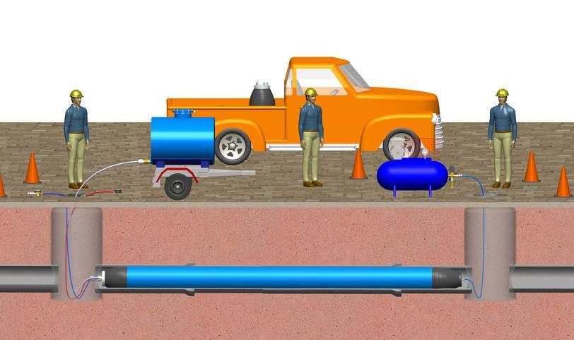 Pipe-Test-Plug-Application